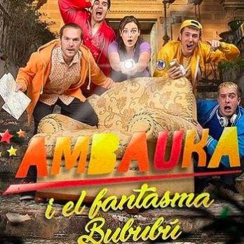 Ambauka i el fantasma Bubulú