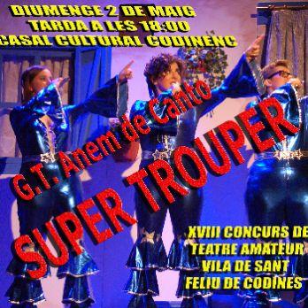 "G.T. Anem de Canto ""Super Trouper"""