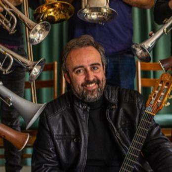 Roger Mas i Cobla Sant Jordi