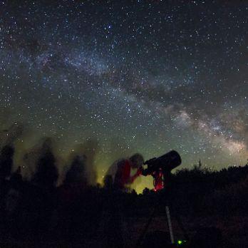 Observació nocturna amb Celístia