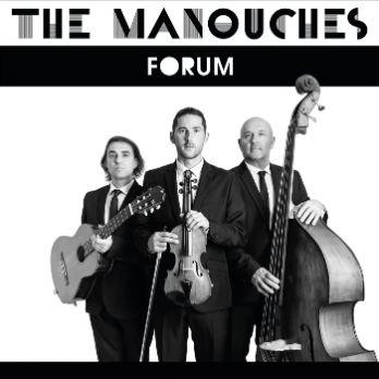 presentació del disc FORUM - del grup THE MANOUCHES