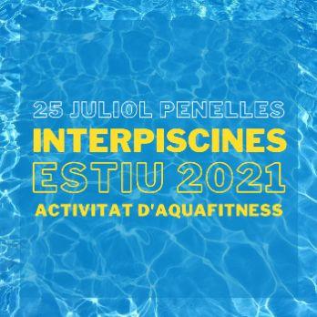 Interpiscines, aquafitness a Penelles