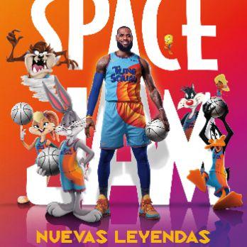 SPACE JAM: NUEVAS LEYENDAS (VOSE)