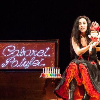 Cabaret Patufet (a partir 2 anys)
