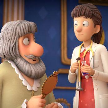 Zog i els doctors voladors. Cinema familiar a la fresca amb valors a l'Era del Prats, a Ribes de Freser