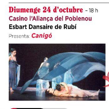ESBART DANSAIRE DE RUBÍ Canigó
