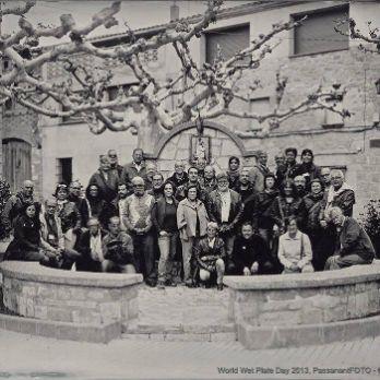 Jornada de fotografia compromesa a l'antic Balneari de Montagut