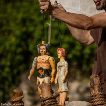 Titelles a l'antiga Roma. Amb Joan Rioné de la Companyia Genovesa