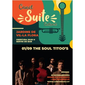 Canet Suite Cultural: The Soul Titoo's