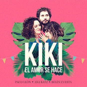 Los mejores cortos de comedia del FESCIGU  +  LARGOMETRAJE: Kiki, el amor se hace
