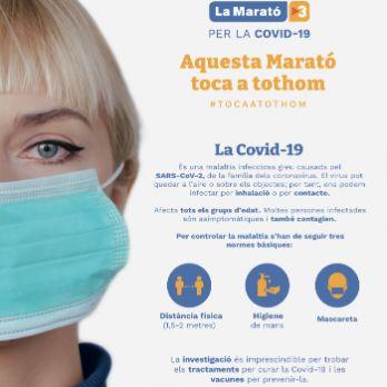 Festival Solidari Per la Marato de TV3 2020