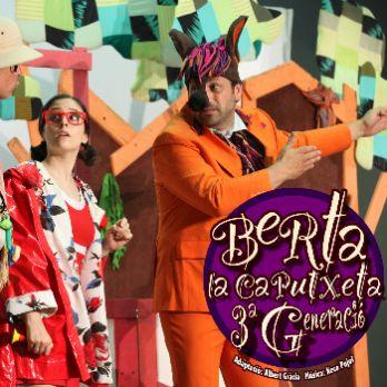 BERTA LA CAPUTXETA, 3ª GENERACIÓ