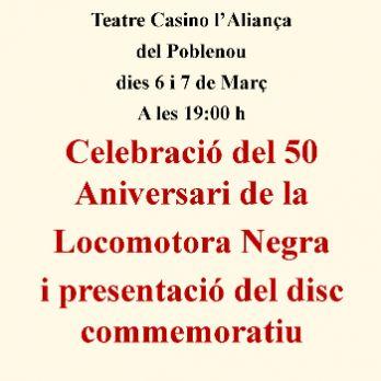 LA LOCOMOTORA NEGRA 1971 - 2021