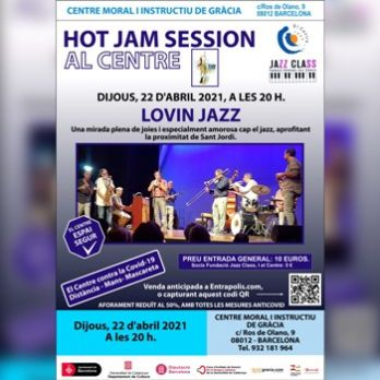 "Hot Jam Session: ""Lovin' Jazz"""